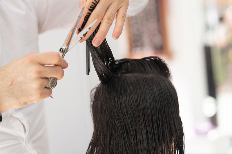Module coiffure de la formation Inyourstyle